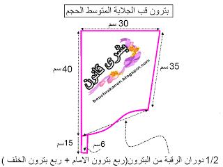 بشرى قانون للتفصيل و الخياطة قب الجلابة المغربية حصري لبشرى قانون Clothing Patterns Pattern Blog Posts