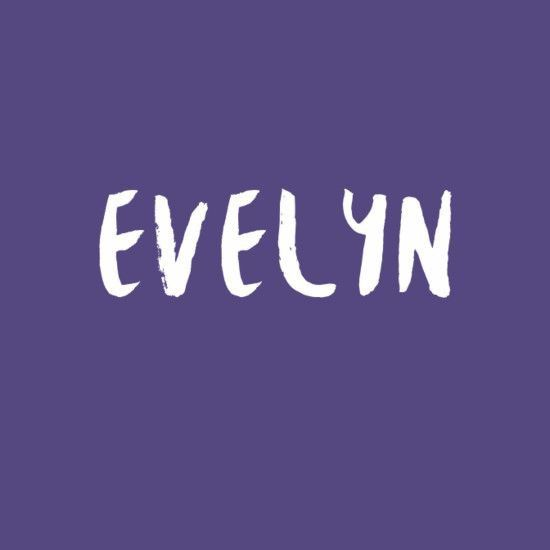 Pin by Reanna Keller on WRIT: Characters   Evelyn, Old ...