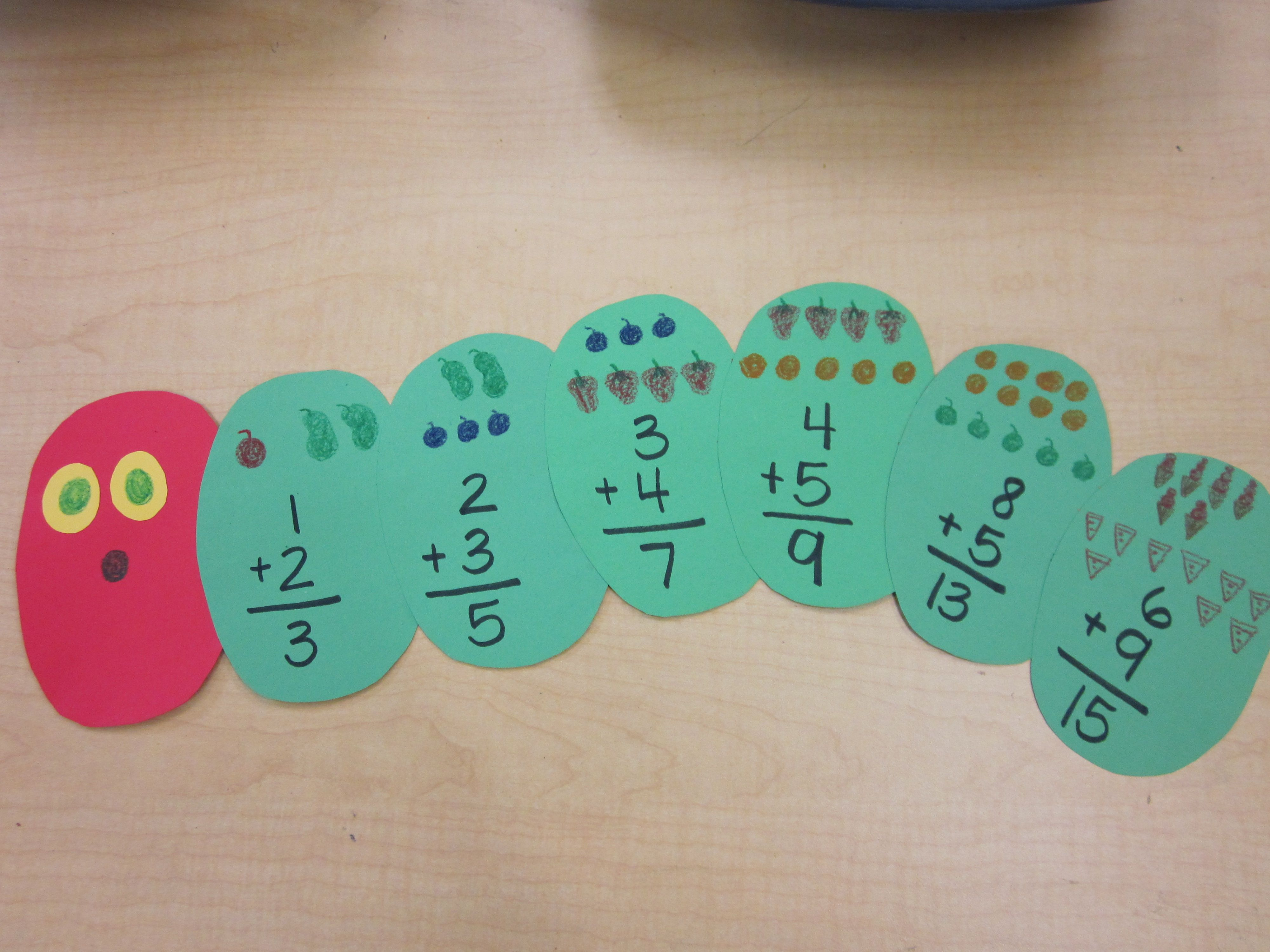 The Very Hungry Caterpillar Ed The Craft For Our