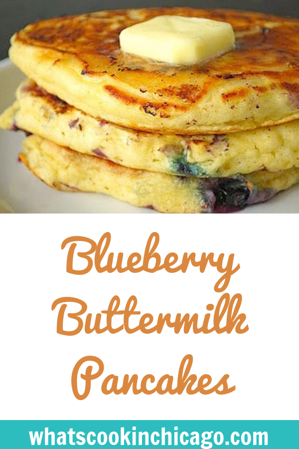Blueberry Buttermilk Pancakes Blueberry Buttermilk Pancakes Breakfast Brunch Recipes Blueberry Recipes