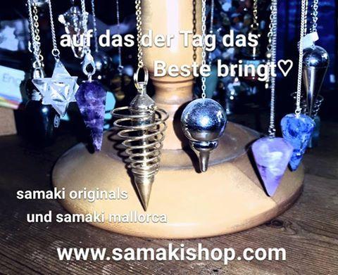 auf das der Tag das Beste bringt♡  samaki mallorca   www.samakishop.com  www.samaki-mallorca.com   #samaki #samakioriginals #angel #angelcaller #mallorcareiki #welovemallorca #enjoylife #wellness #sterlingsilver #Reiki #pendel #pendeln #kartenlegen #handlesen #coaching #handlesenmallorca #mallorcawellness #wellnessmallorca #nagchampa