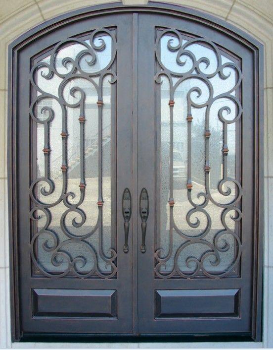 iron front doors | Aluminium/Iron Doors (ZY-D002) - China Iron - Iron Front Doors Aluminium/Iron Doors (ZY-D002) - China Iron
