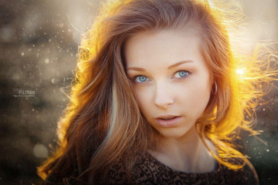 Sunny Alex by Sergey  Piltnik (Пилтник) #xemtvhay