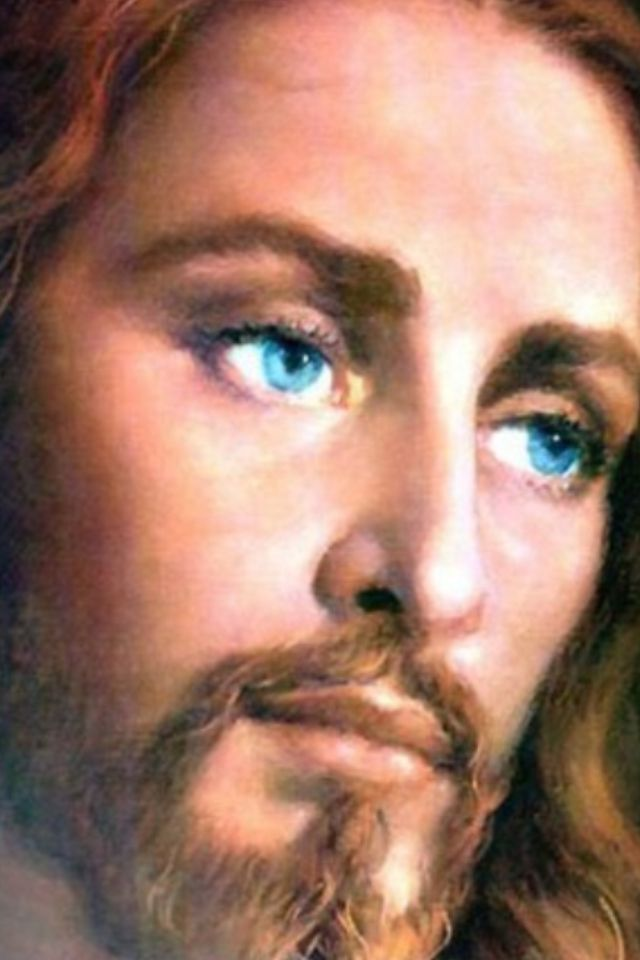 Not Another Caucasian Blue Eyed Jesus Not Caucasian But He Did