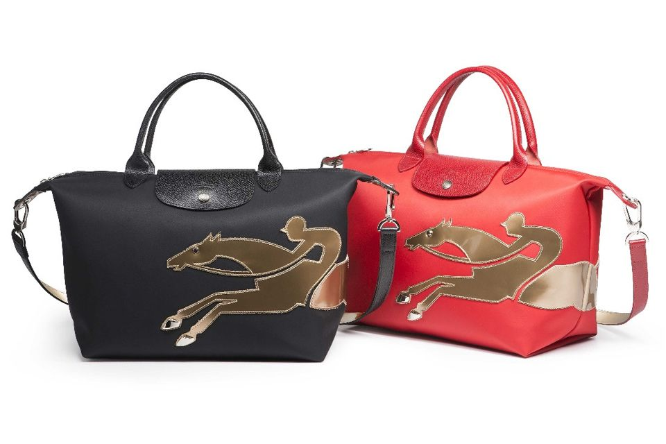 LONGCHAMP Le Pliage  The Year Of The Horse  Bag  charleighscookies   equestrianlife  equestrianhandbags 36ba61337e566
