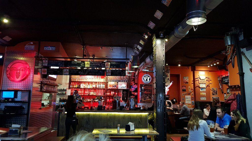 Chopper Bar Wroclaw Recenzje Restauracji Tripadvisor Bar