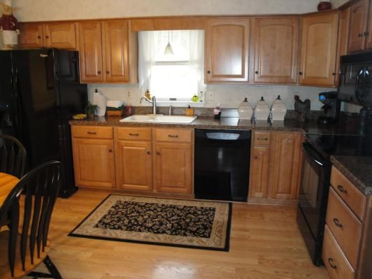 Kitchen Cabinet Refacing by the Professionals at The Home ...