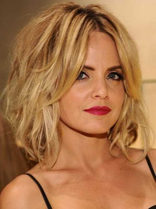 Wondrous Hairstyles Short Hairstyles And Mid Length On Pinterest Hairstyle Inspiration Daily Dogsangcom