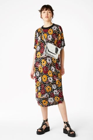 Monki maxi dress