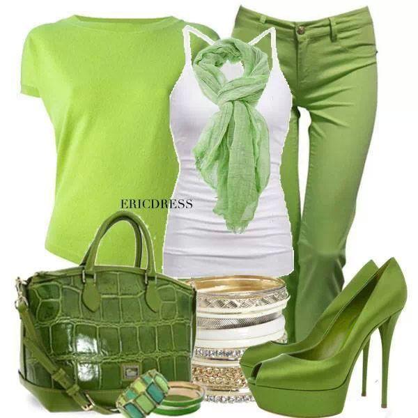 Amo el verde
