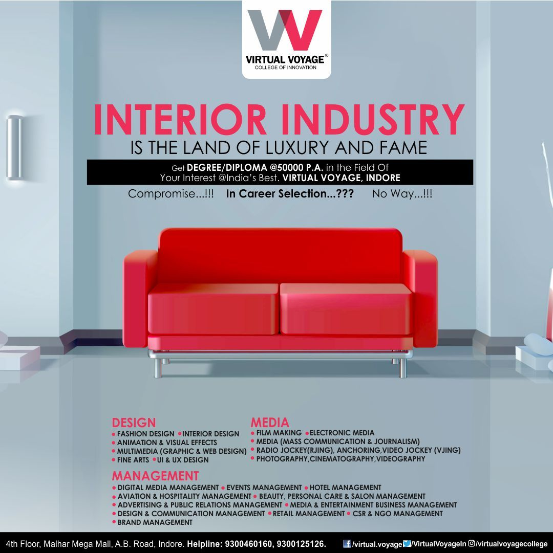 Best College For Interior Designing Courses In Indore College Fun Design Interior