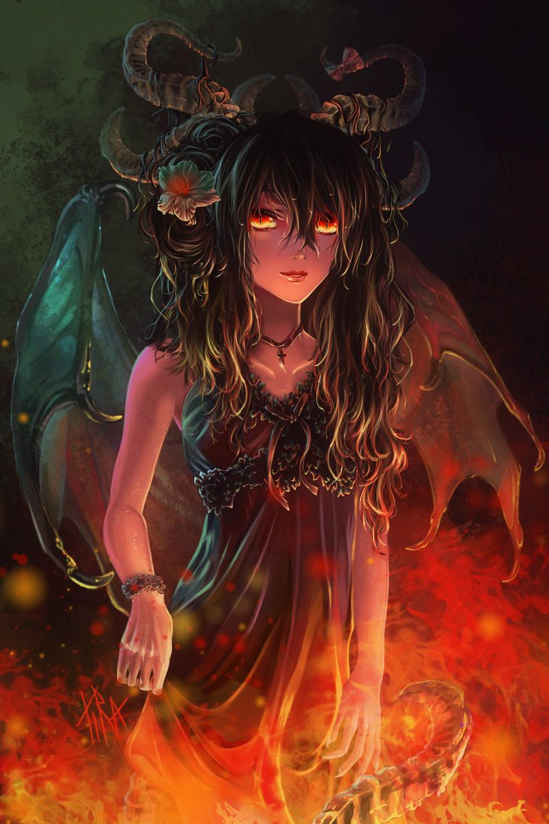 Succubus by on deviantART Anime