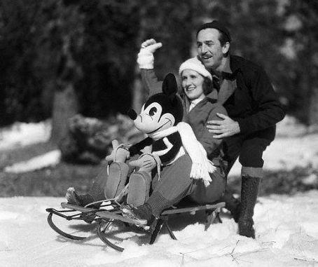 Was walt disney ever married
