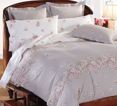 Cotton Percale Primrose Floral Oversized Queen Duvet Cover Perfect Bedding Bed Duvet Covers