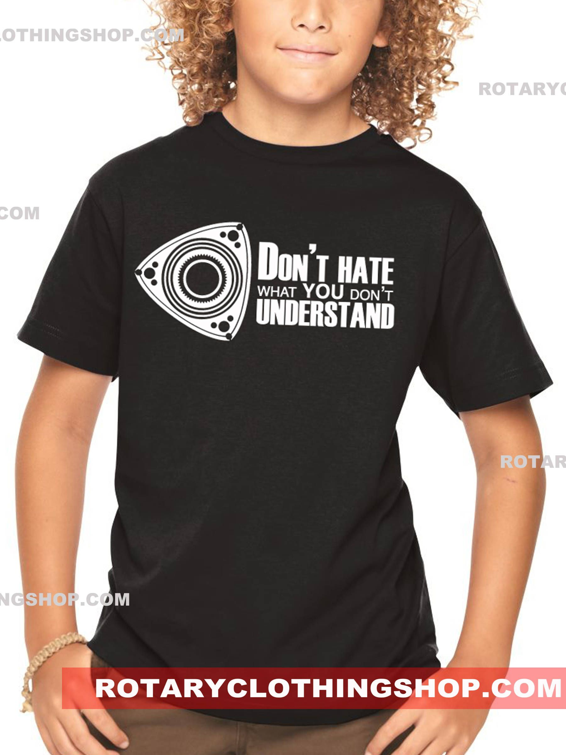 e5b5a9fc Dont Hate - Mazda Rotary - Wankel Tshirt - Boys Tee- Rx7 shirt - 12A - 13B  - Fc - Fd3s - Rx3 - Rx8 Tee by ROTARYCLOTHINGSHOP on Etsy