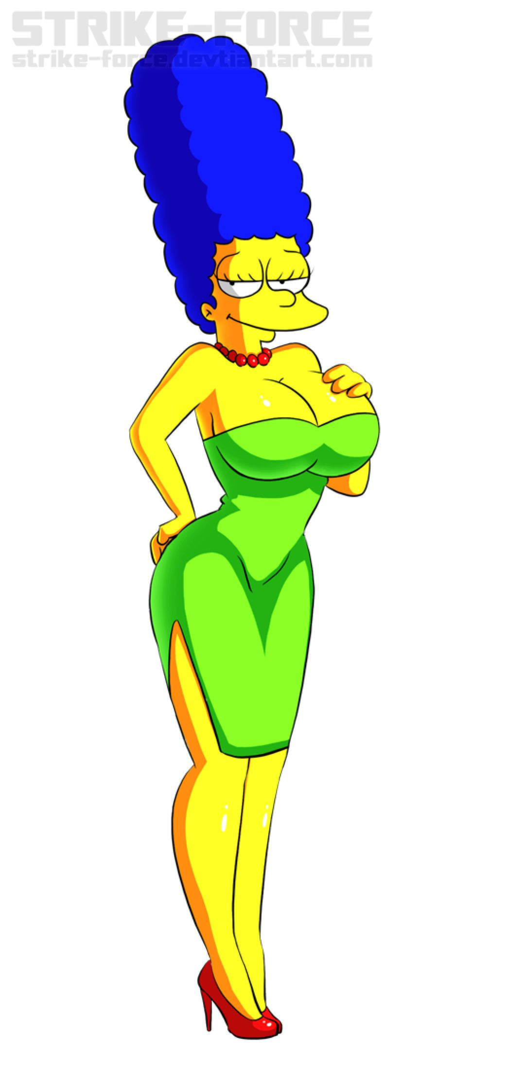 Os simpsons hentai marge e carl