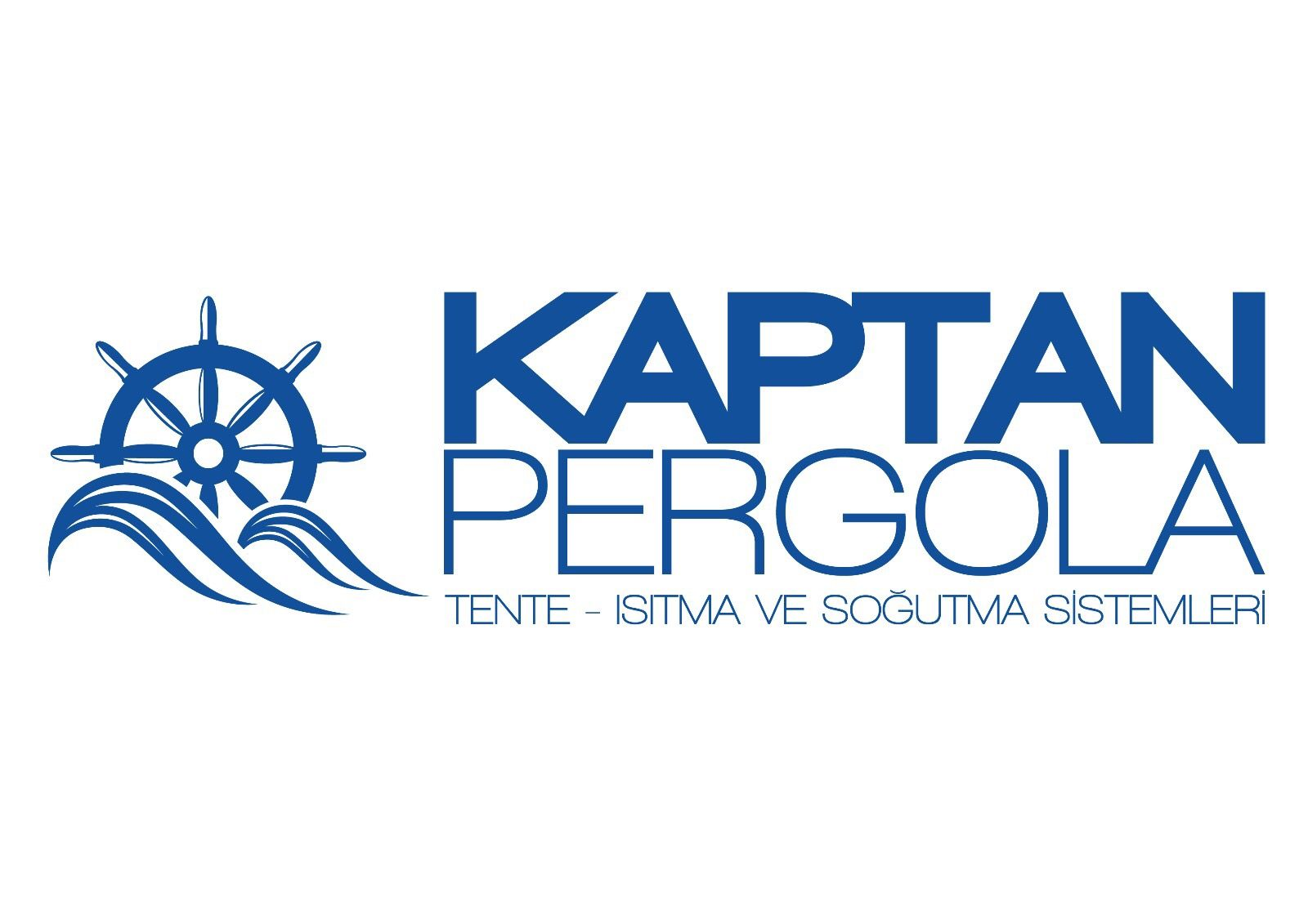 Kaptan Pergola Logo