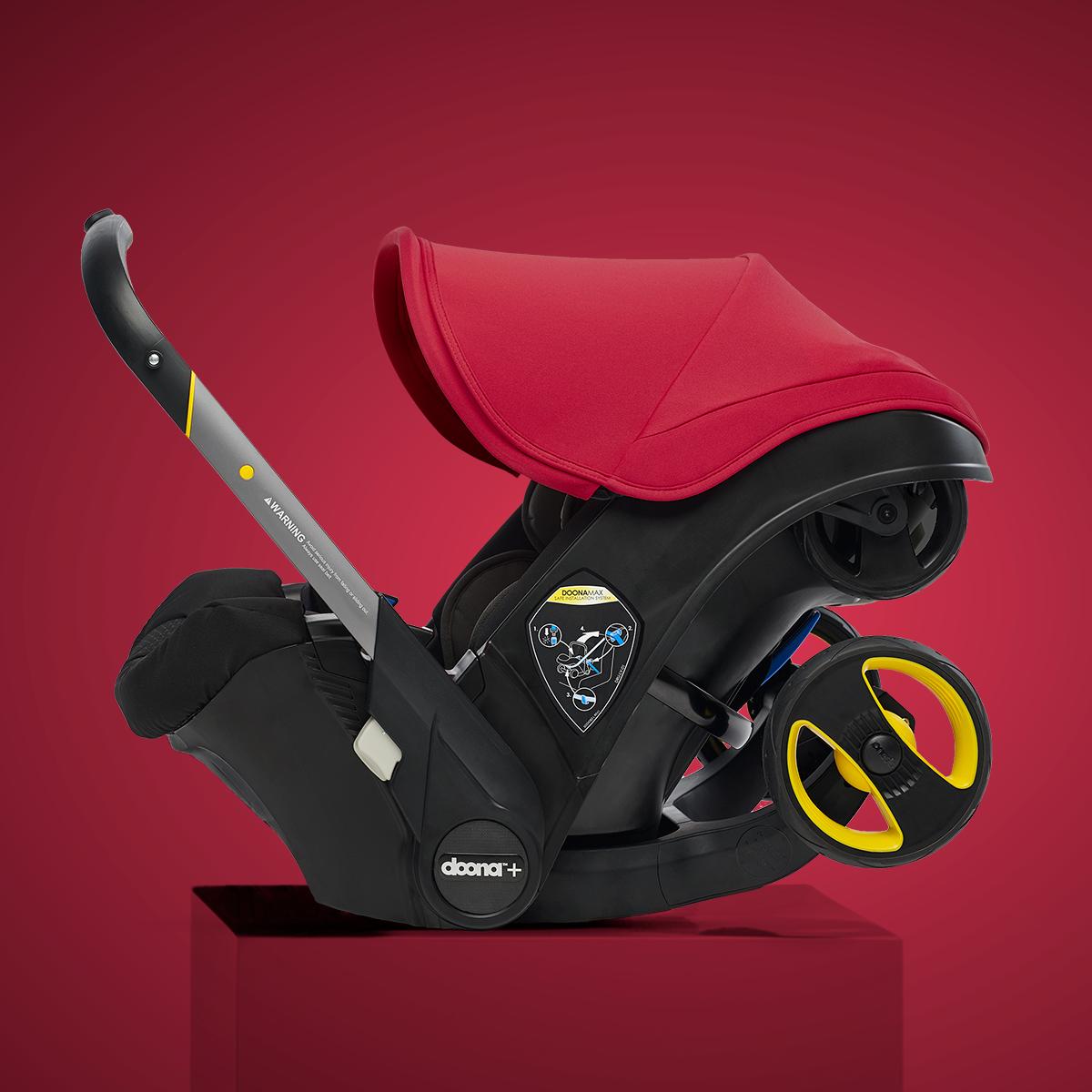 From car seat to stroller in seconds family baby