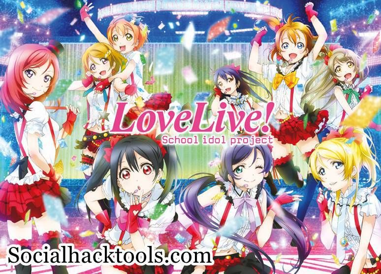 Love Live School Idol Festival Hack Tool 2018 No Survey