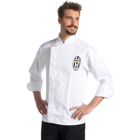 a8aa8548cf GIACCA CHEF JUVE | Giacche cuoco chef | Giacca, Chef e Abbigliamento