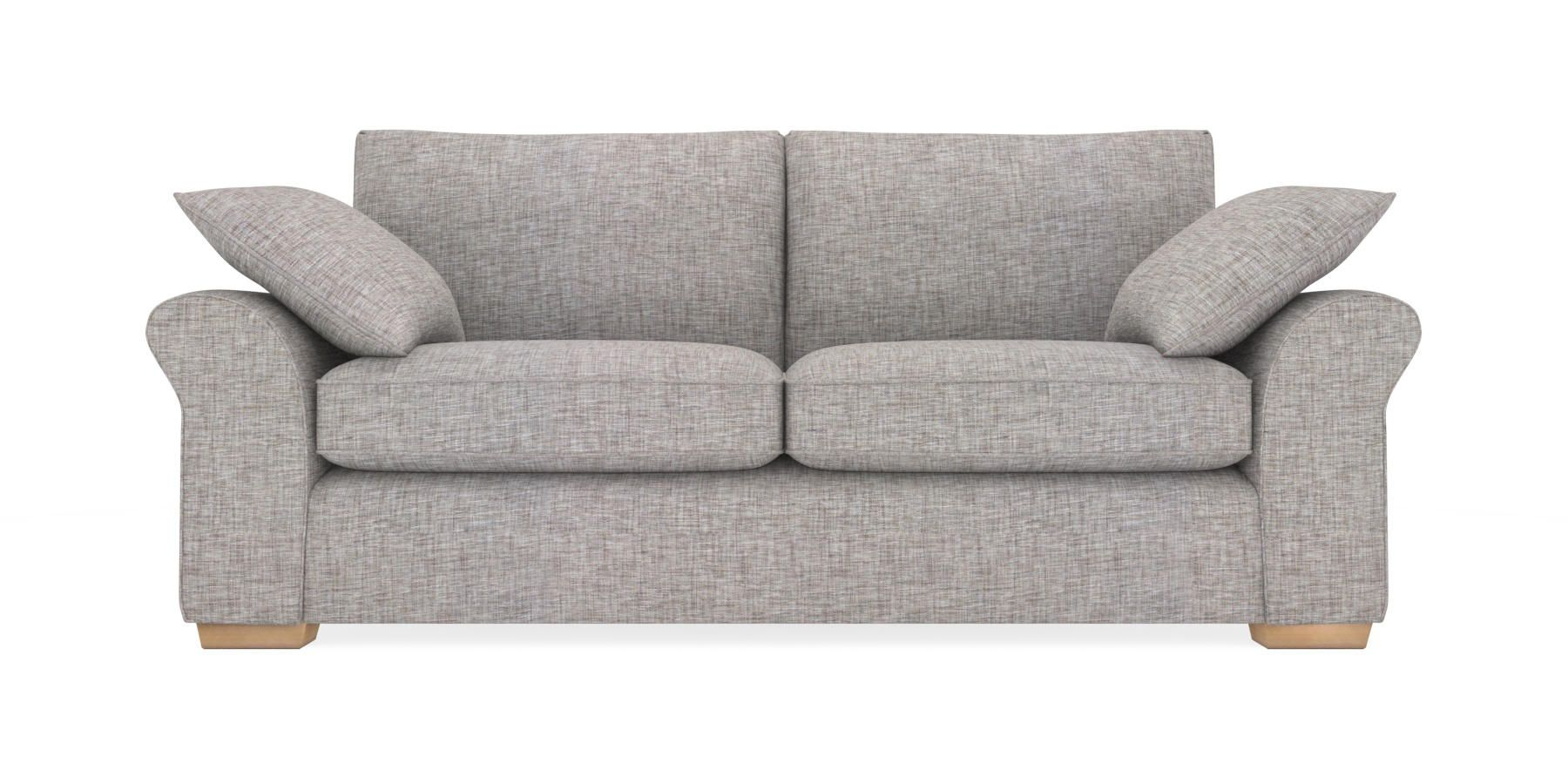 Sofa Seats Online Garda Large Sofa 3 Seats Boucle Blend
