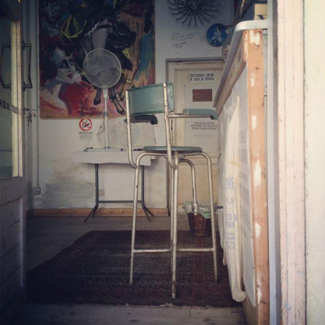 Lo Studio_Marina di Pietrasanta