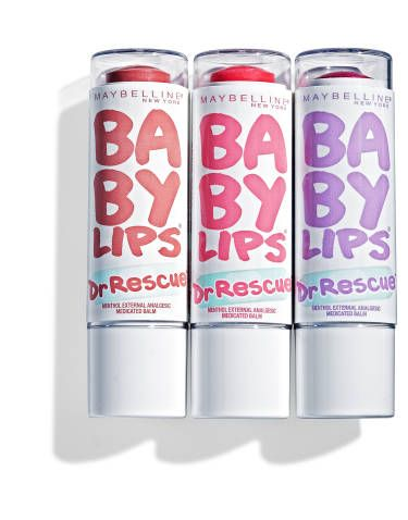 Best New Product Of The Year: Maybelline New York Baby Lips Dr. Rescue