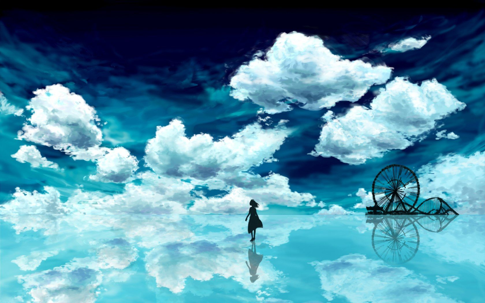 anime scenery wallpaper hd background wallpaper 34 hd wallpapers
