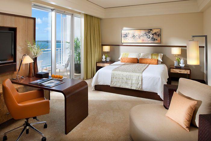 Mandarin Oriental Resort In Miami Luxury Hotels Interior Miami