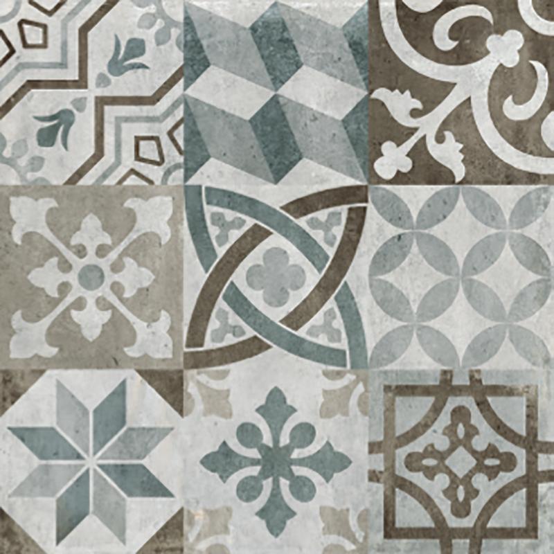 Orient Decor Patterned Tiles