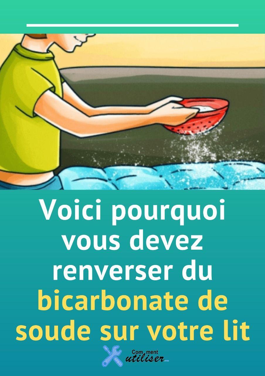 Nettoyer Le Lave Linge Au Bicarbonate les matelas, les couvertures, les draps et les oreillers