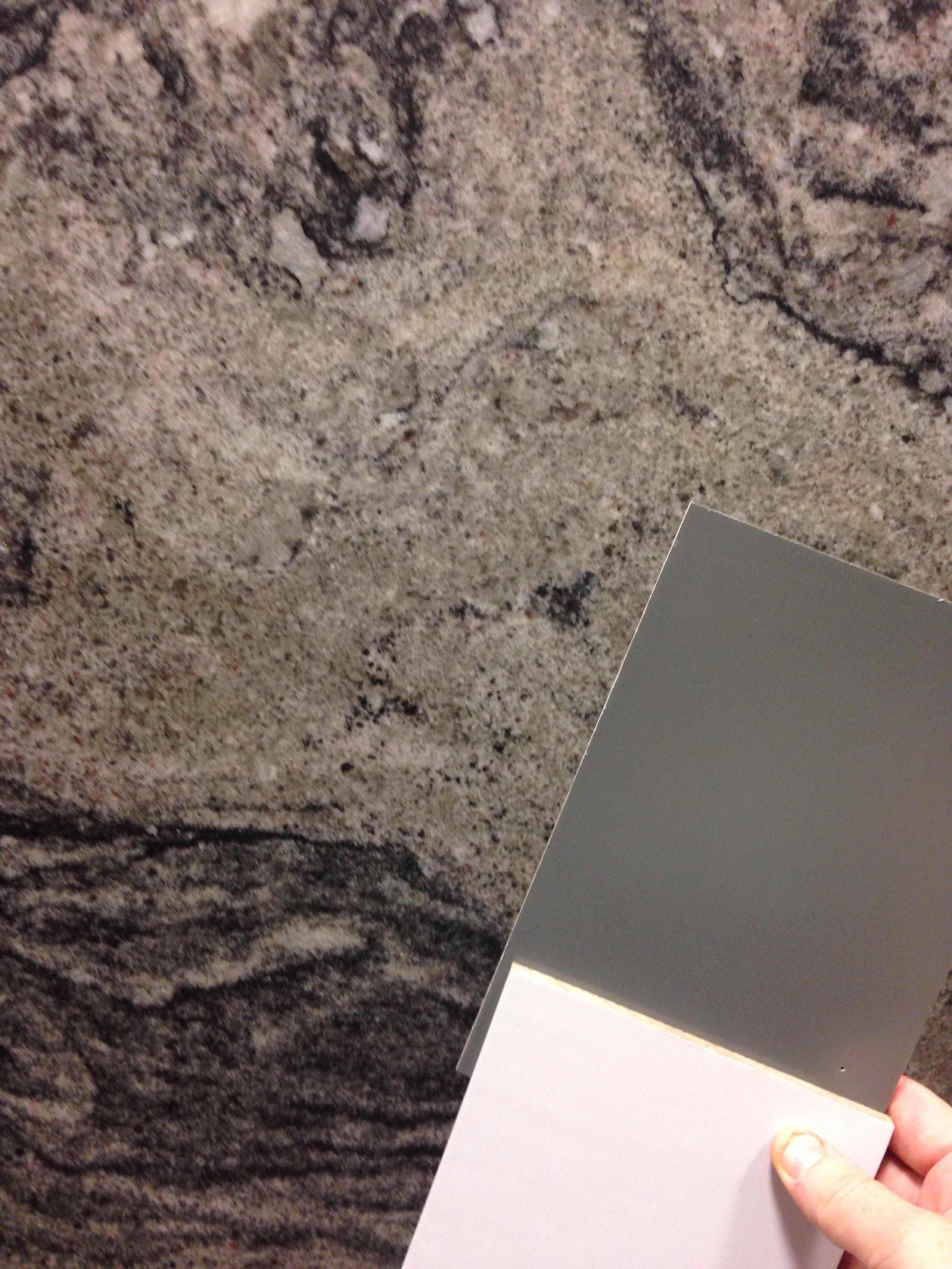 Best Granite Dark Grey For Island Sherwin Williams Grizzle 400 x 300
