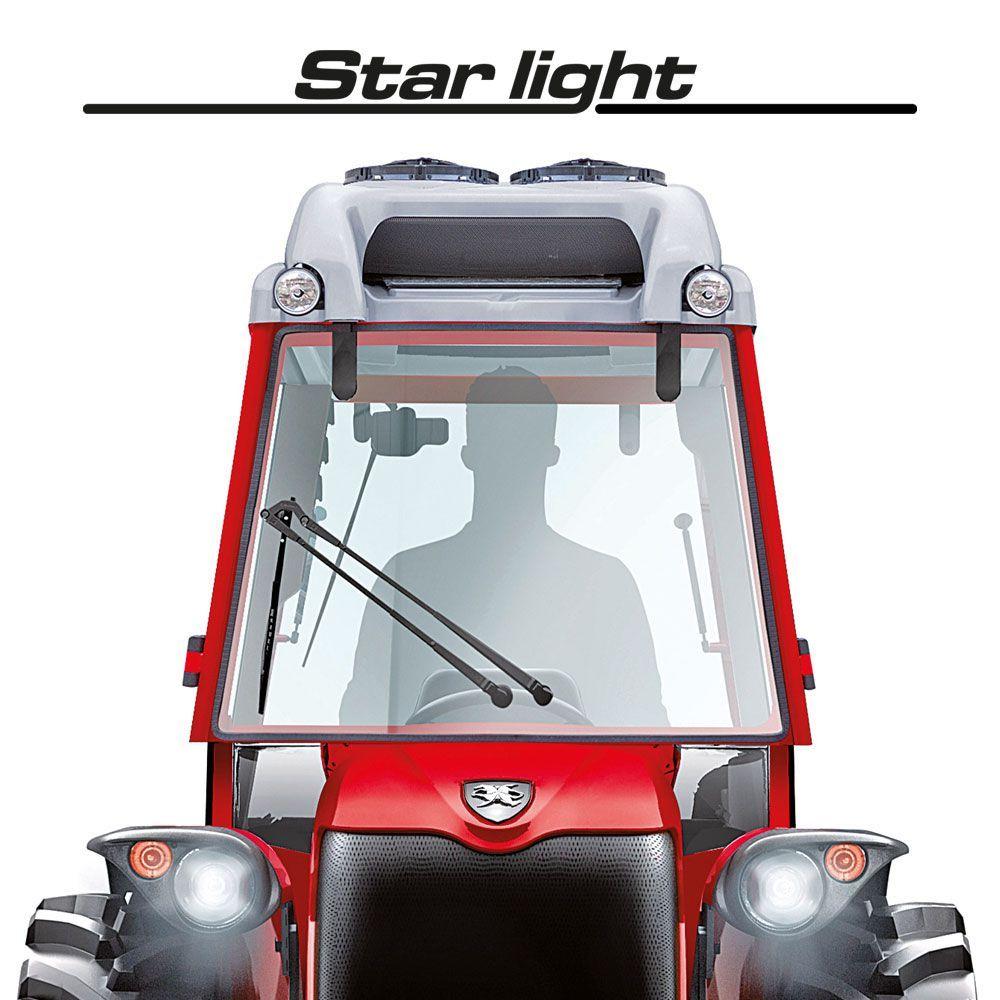 Antonio Carraro Tractors SX Ergit S Tractors, Air