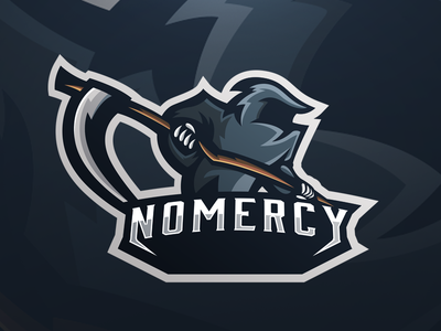 No Mercy Mascot Mascot, Sports team logos