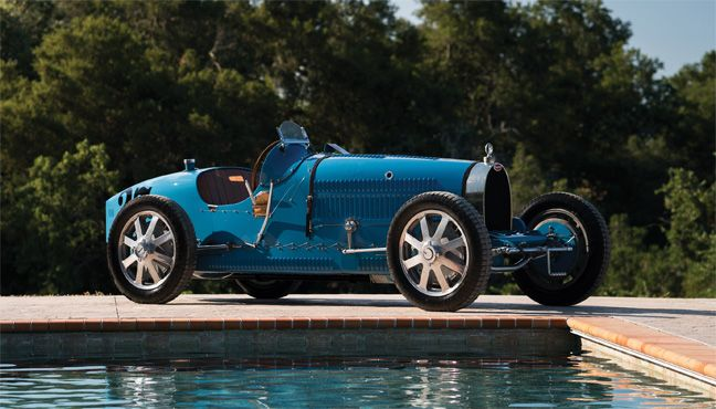 une bugatti type 35c grand prix de 1925 monterey automobile pinterest voiture vieilles. Black Bedroom Furniture Sets. Home Design Ideas