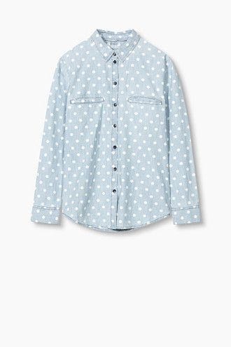 witte jeans blouse