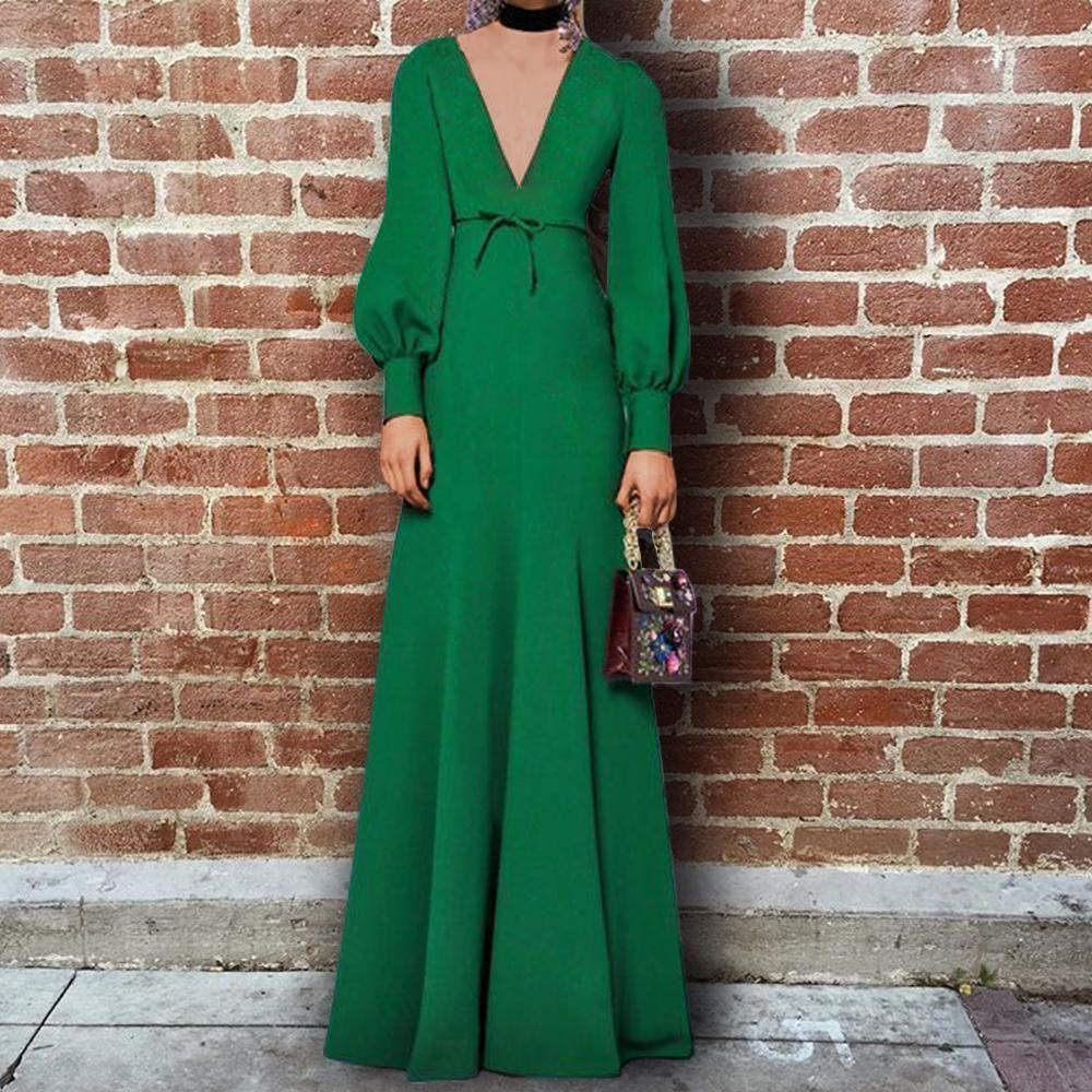 Maxi Dress Long Sleeve Maxi Dress Maxi Dresses Fall Maxi Dress With Sleeves [ 1000 x 1000 Pixel ]
