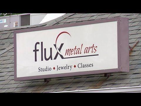 Flux Metal Arts Is A Mentor Ohio Jewelry Design Studio Offering