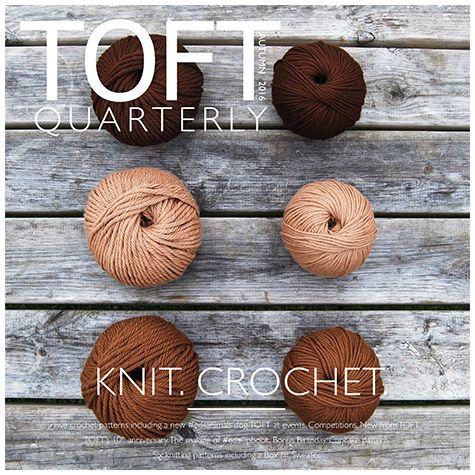 Toft Luxury Knitting Wools And Alpaca Yarns Crochet Patterns And