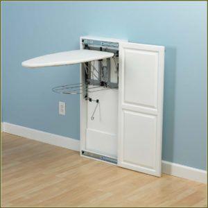 Ironing Board Wall Mounted Cabinet