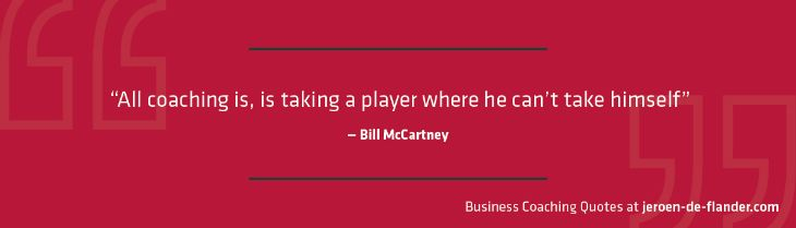"Coaching Quotes New Business Coaching Quotes  ""all Coaching Is Is Taking A Player"