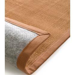 Benuta Carpet Sisal Light Brown 200x200 Cm Natural Fiber Carpet Made Of Sisal Benuta 200x200 Be In 2020 Sisal Carpet Natural Fiber Carpets Rustic Living Room Design