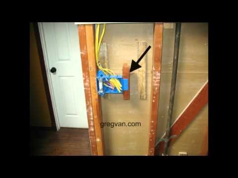 3 gang electrical box backing home building tips youtube shop rh pinterest com youtube electrical wiring diagrams youtube electrical wiring starter