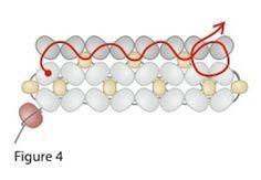 chenille stitch fig 4