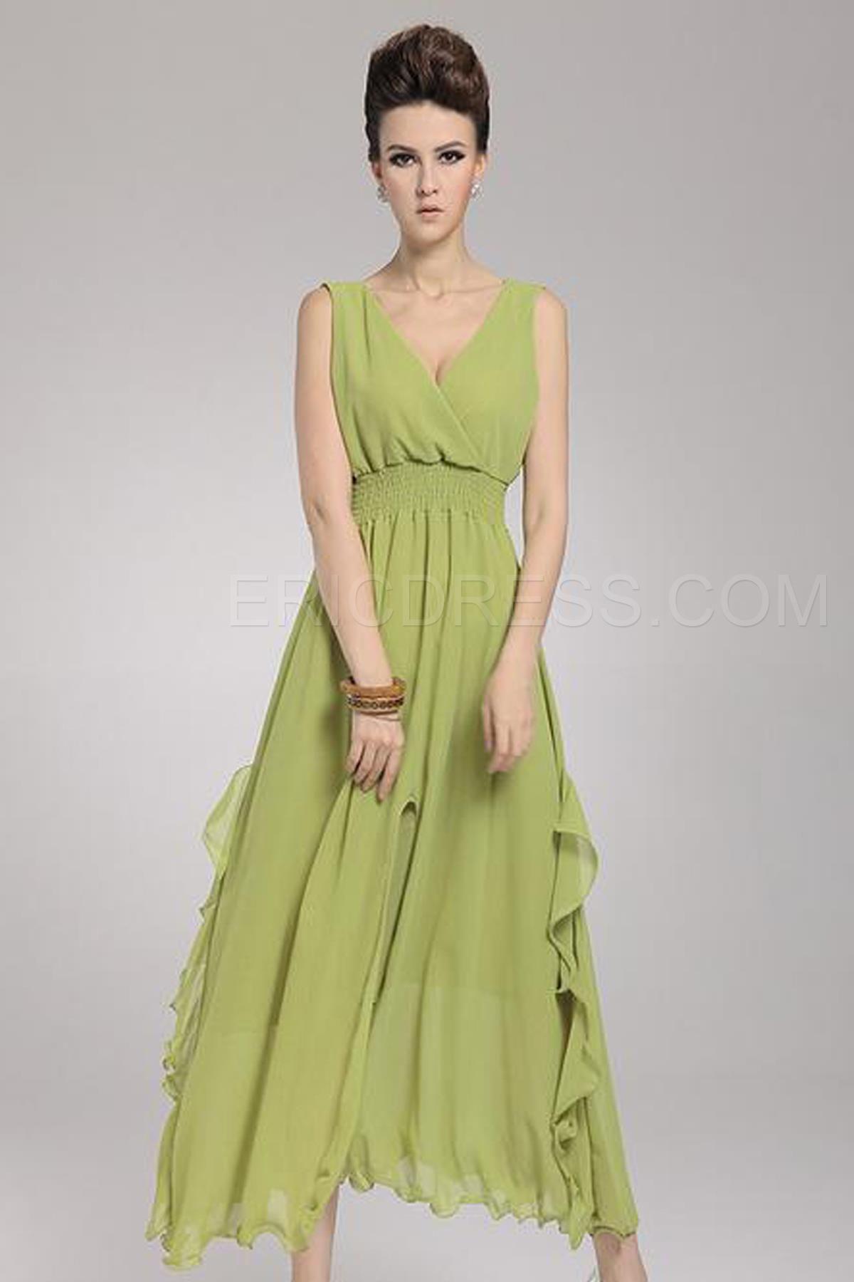 Evening stylish maxi dresses photos
