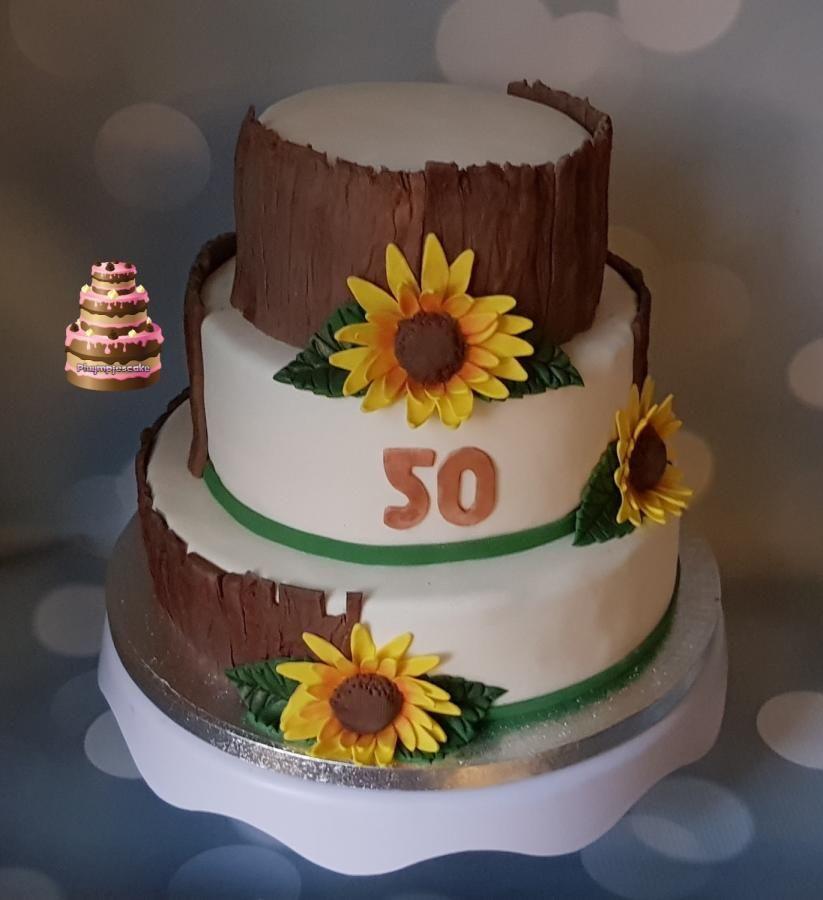 André 50th birthday by Pluympjescake 50th birthday cake
