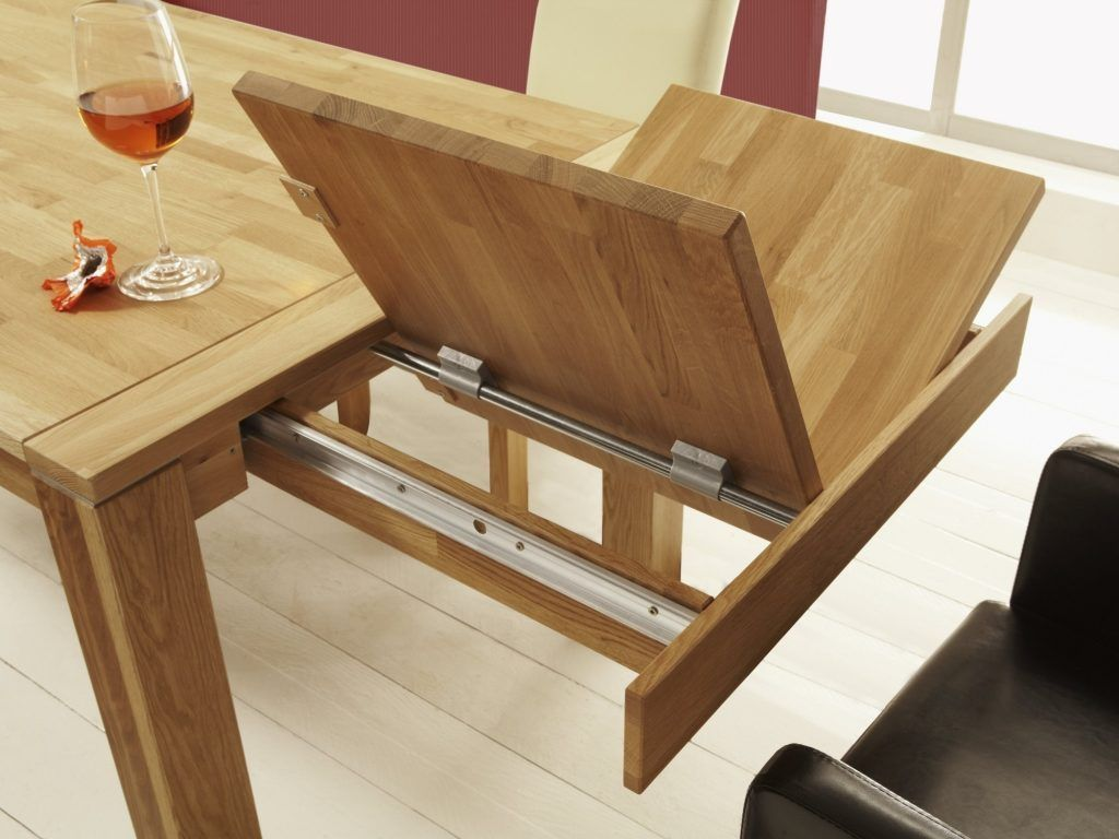 22 Kuchentisch Ausziehbar Wood Table Diy Extending Table Diy Wood Projects Furniture