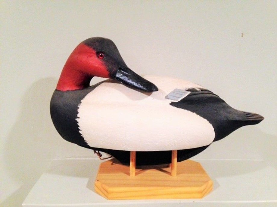 Ralph Malpage decoy for sale-$100 | Carvings for sale on www ...