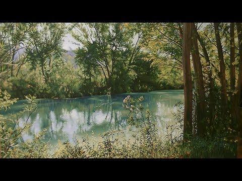 Pintura al óleo: