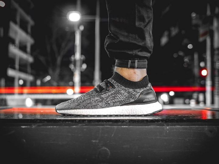 huge discount d8990 38fac The Adidas Ultra Boost Uncaged Black is launching tonight at 11pm